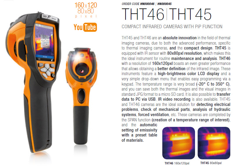 เครื่องวัดอุณหภูมิแบบอินฟราเรด,กล้องถ่ายภาพความร้อน,INFRARED THERMAL