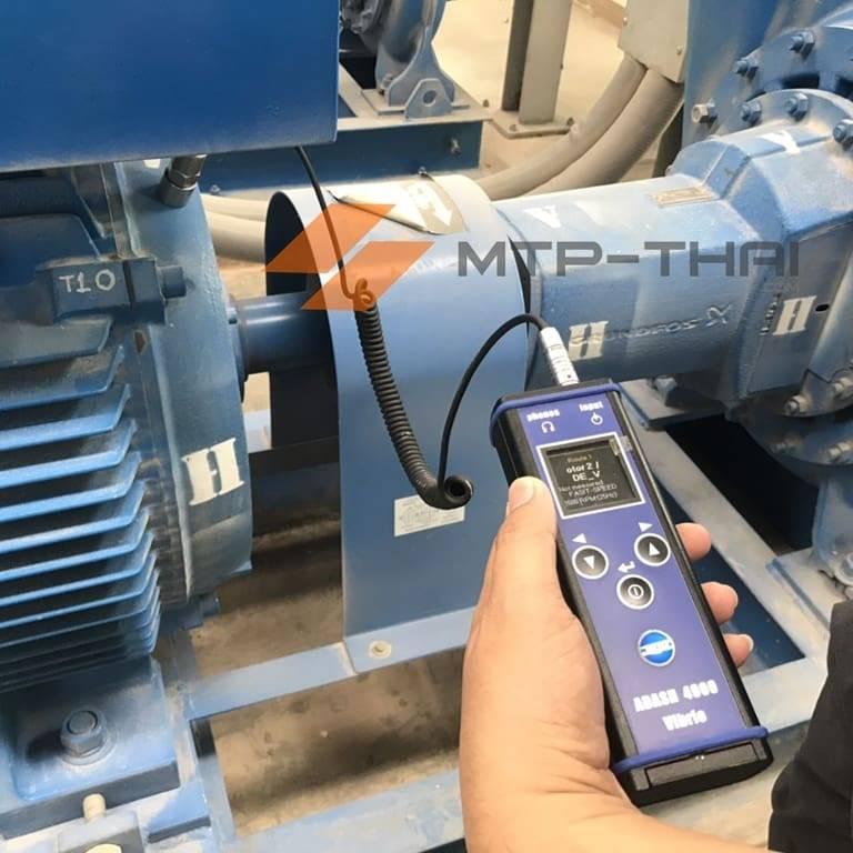เครื่องวัดความสั่นมอเตอร์,Vibration analyzer, Vibration Meter, Balancing Machine